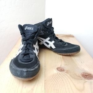 Asics Matflex Youth Wrestling Shoes